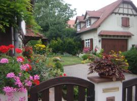 Gitehaushaltermerkwiller, Мерквиллер-Пешельброн (рядом с городом Gunstett)