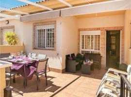 Three-Bedroom Holiday Home in Los Narejos