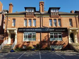 Ascot Grange Hotel - Voujon Resturant