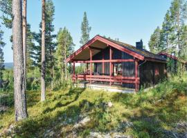 Three-Bedroom Holiday Home in Lofsdalen, Lofsdalen