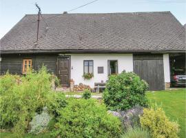 Two-Bedroom Holiday Home in Petrovice