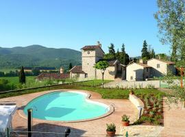 Apartment Borgo Sanvico Farm, Corciano (Mantignana yakınında)