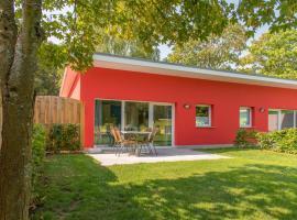 Bungis | Ferienhäuser am Grimnitzsee, Karree ***Haus 1