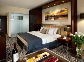 Carlton Tel Aviv Hotel – Luxury on the Beach