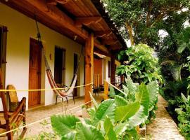 Hotel Guancascos, Грасиас (рядом с городом Бонилья)