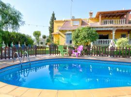 Villa Felicity, Велес (рядом с городом Лос-Пуэртас)