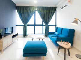 Johor Eko Nest Five Star Apartment @EZstay