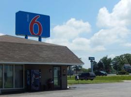 Motel 6 Sullivan, Sullivan (Near Saint Clair)