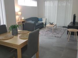 Neat Modern Apartment Close to Airport, City.