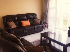 Cosy 3 Bed Apartment