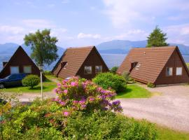 Loch Linnhe Waterfront Lodges, Кенталлен (рядом с городом Inversanda)