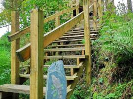 Llethrau Forest & Nature Retreats, Knighton