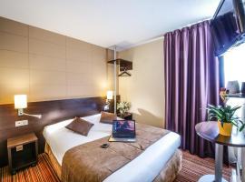 Hôtel Inn Design Resto Novo Alençon