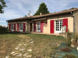 Maison Chabeuil 26120, Montvendre (рядом с городом Монтелье)