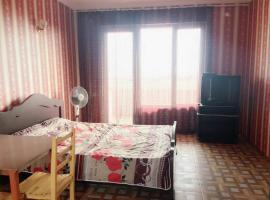 Аппартаменты на берегу черного моря