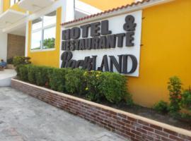 Hotel rockland Guatemala, Puerto San José