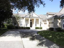 5 bedroom Luxury home in the Orlando Disney area