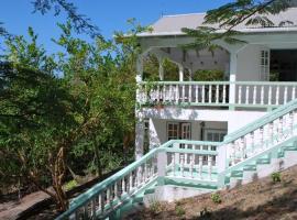 Tyrrel Bay's hide away, Carriacou (рядом с городом Six Roads)