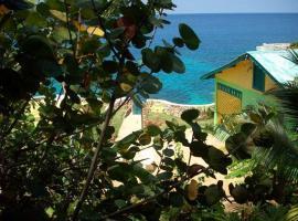 Banana Shout Resort, Negril (Good Hope yakınında)