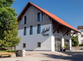 Hotel Holzscheiter