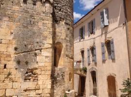 XVI Century Mansion, Argelliers (рядом с городом Montarnaud)