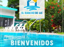 El Rancho de Luí, Barrita Vieja