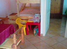 Patakparti Apartman, Lovas