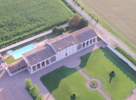 Villa Dello Spino, Concordia sulla Secchia (Moglia yakınında)