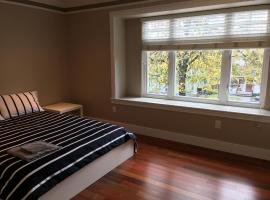 Great location 1 bedroom in Vancouver near park