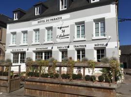 Hôtel Restaurant Le Paradis, La Ferté-Frênel