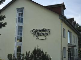 Gästehaus Alpinia
