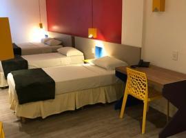Novo Marc Center Hotel, Campina Grande