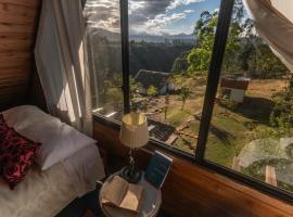 Quito Airport Tiny Suites