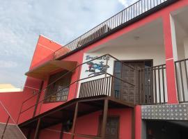 Brazilian Cult Hostel
