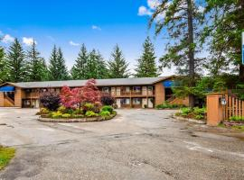 Best Western Country Lane Inn, Mendenhaven (Near Glacier Bay National Park)