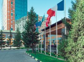 Комфорт Отель Астана