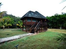 Kiubo Falls Lodge