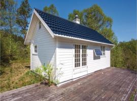 Studio Holiday Home in Alesund