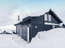 Four-Bedroom Holiday Home in Lillehammer