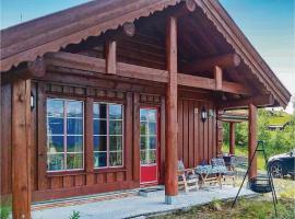 Three-Bedroom Holiday Home in Rauland