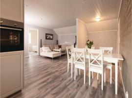 Two-Bedroom Apartment in Kvelde