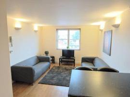 New 2 Bedroom Apartment Ormskirk Sleeps 4, Ormskirk (рядом с городом Aughton)
