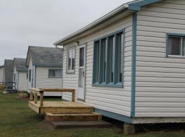 Cape View Motel & Cottages, Mavillette (Salmon River yakınında)