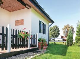 One-Bedroom Holiday Home in Slawno