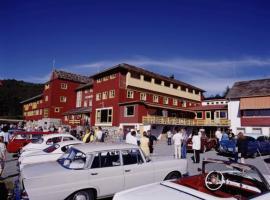 Fossli Hotel, Eidfjord