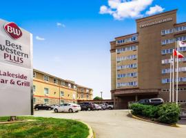 Best Western Plus Chocolate Lake Hotel - Halifax