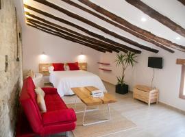 Apartamentos Turísticos La Casa Vieja