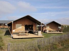Safari Tent Camping Corfwater