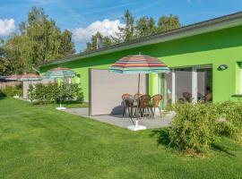 Bungis | Ferienhäuser am Grimnitzsee, Karree ***Haus 5