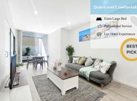 Beautiful 2 bedroom terrace with comfort&clean